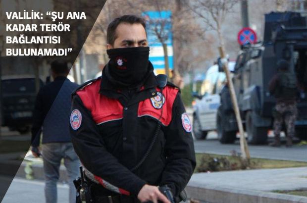 Gaziantep'te emniyete saldırıda 3 gözaltı