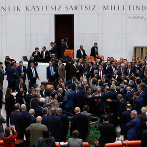 Anayasa değişikliği teklifinde 4. madde kabul edildi
