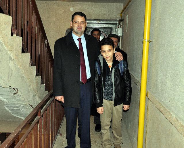 Kırıkkale Valisi'nden makam aracı isteyen öğrencinin esprisi gerçek oldu