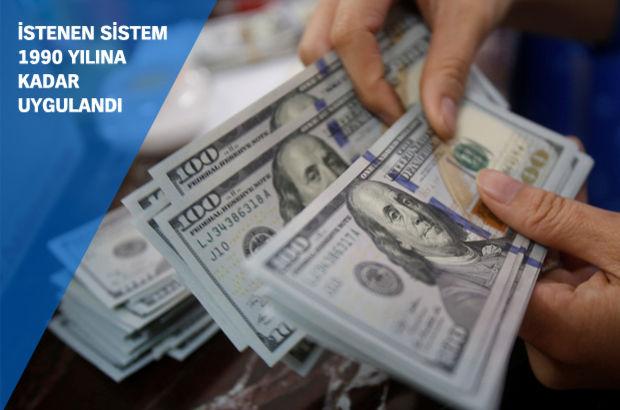 Yatırımcılar döviz kuru Dolar