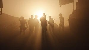 ABD Merkez Kuvvetler Komutanlığından PYD'ye destek