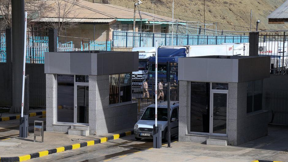 Gümrük ve Ticaret Bakanlığı, sınır