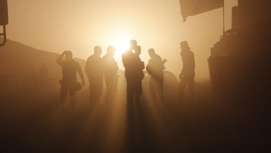 ABD PYD PKK YPG Suriye CENTCOM