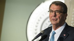 ABD Savunma Bakanı Carter: ABD soğuk bir savaşın bile peşinde değil