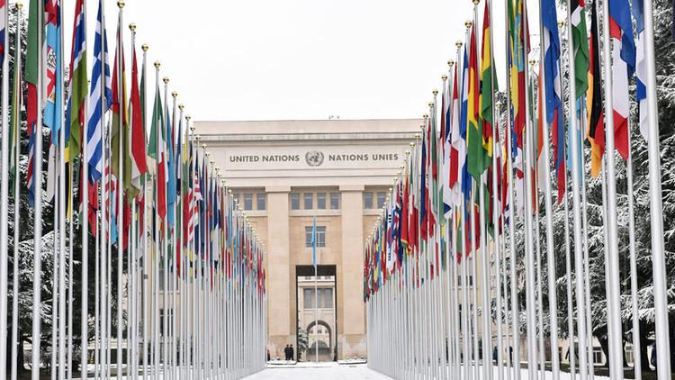 Dışişleri Bakanlığı, Kıbrıs meselesine çözüm bulunması için bugün Cenevre'de Kıbrıs Konferansı'nın gerçekleştirileceğini açıkladı.