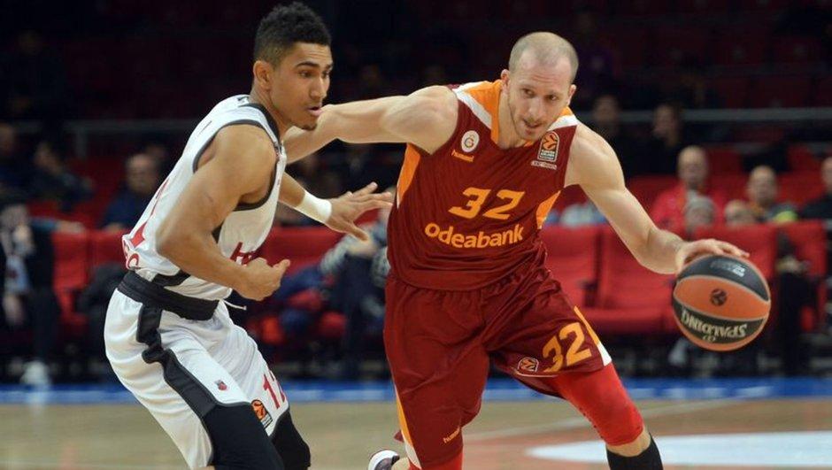 Galatasaray - Zalgiris maçı