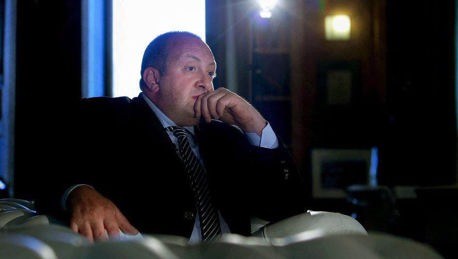Gürcistan Cumhurbaşkanı Giorgi Margvelaşvili