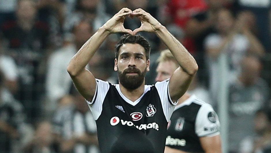 Beşiktaş Olcay Şahan Trabzonspor transfer teşekkür