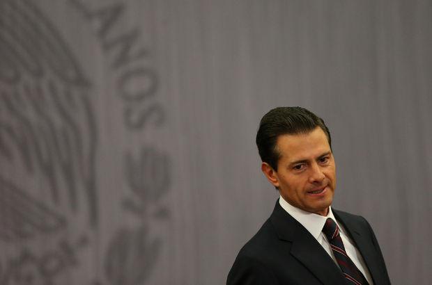Meksika'dan Trump'a rest: Hiçbir şey ödemeyeceğiz!