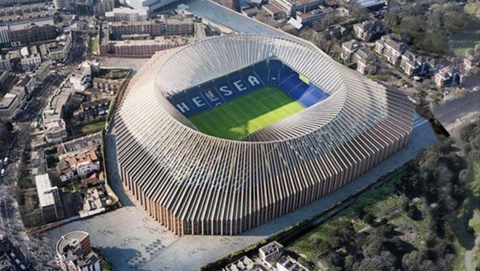 Chelsea yeni stat izin