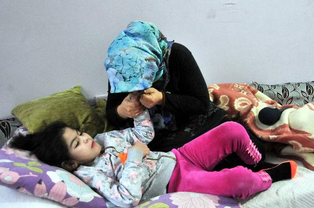 MPS hastası kızları için yardım bekliyorlar