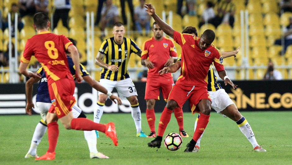 Kayserispor Fenerbahçe bilet fiyatları