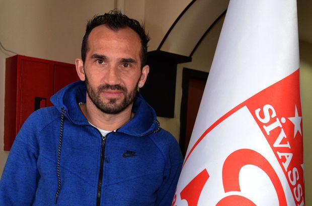 Theofanis Gekas Sivasspor