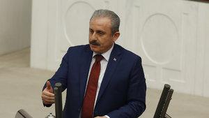 Mustafa Şentop: Anayasa değişiklik teklifi geçmezse seçimi kimse engelleyemez