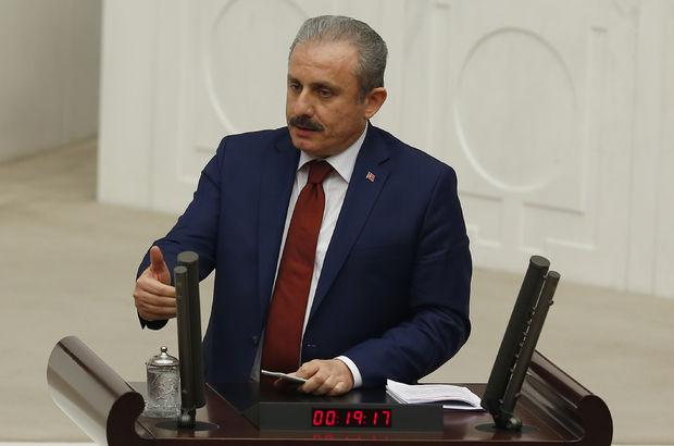 AK Partili Mustafa Şentop: Anayasa değişiklik teklifi geçmezse seçimi kimse engelleyemez