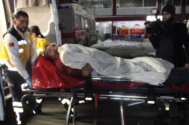 Pavyonda 'Tuvalete kim önce girecek' kavgası: 2 yaralı