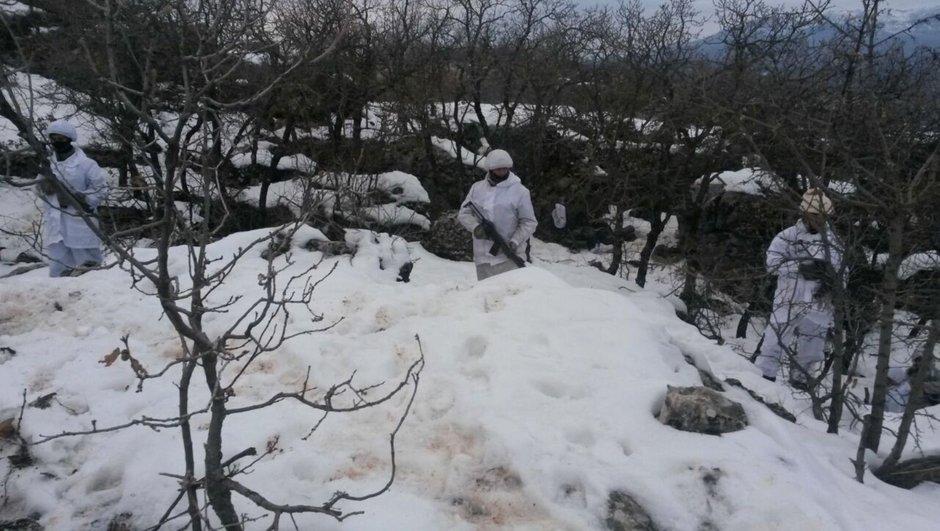 Diyarbakır kayapınar PKK