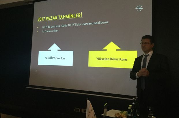 Opel'in 2017'de pazara süreceği yeni modeller