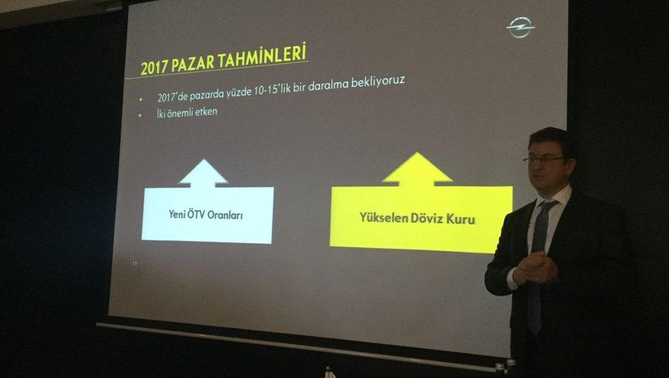 Opel, 2017'in zorlu yollarını araziden aşacak!