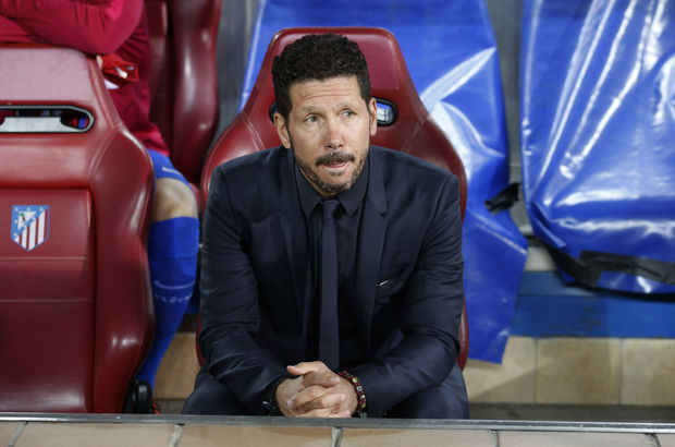 Atletico Madrid Diego Simeone Mario Kempes