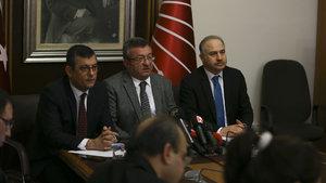 CHP'den MHP'ye ağır anayasa değişikliği eleştirileri