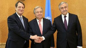 Kıbrıs için tarihi konferans başladı