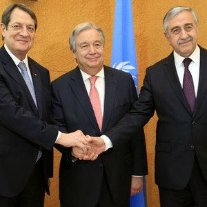 """""""Kıbrıs müzakerelerinde ilerleme kaydedildi"""""""