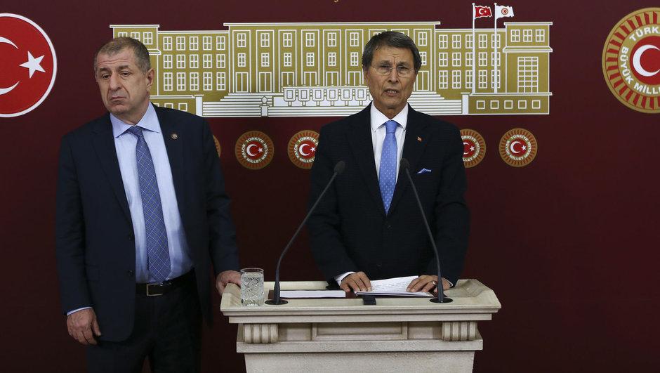 Yusuf Halaçoğlu, MHP