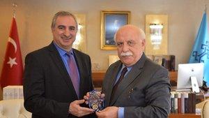 Nabi Avcı İsrail'in Ankara Büyükelçisi'ni kabul etti