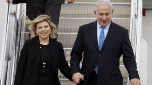 Netanyahu'nun eşi polise ifade verdi
