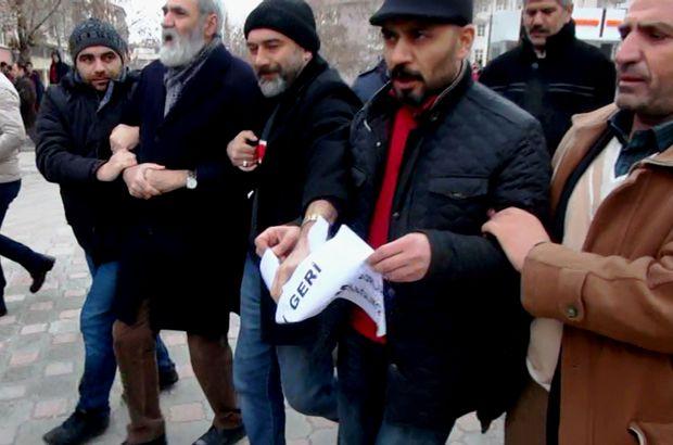 Her gün eylem yapıp 227 lira ceza ödüyorlar