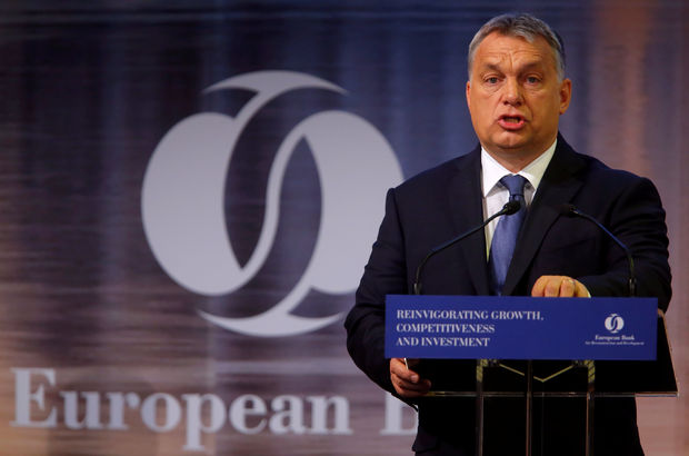Macaristan Sığınmacı Viktor Orban