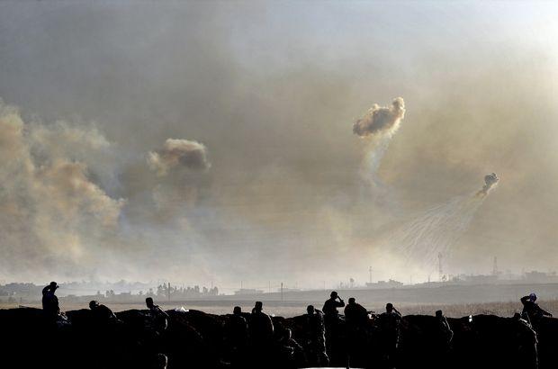 Musul'da 4 semt DEAŞ'tan kurtarıldı