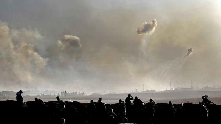Musul DEAŞ Irak Suriye