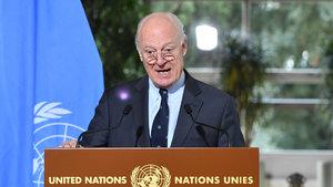 BM Suriye Özel Temsilcisi: Türkiye ve Rusya doğru istikamette