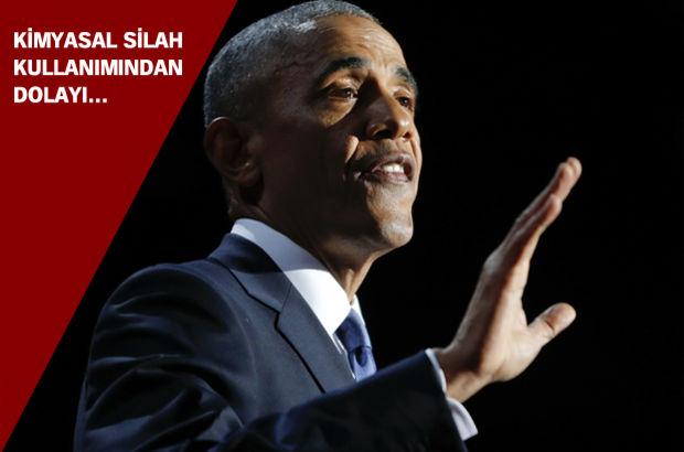 ABD'den Esed rejimine şok! İlk kez...