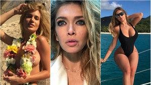 Rusya'nın en güzel kadınları belirlendi