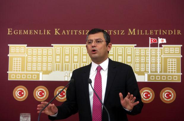 CHP: Erken seçim için 'Hodri meydan' diyoruz