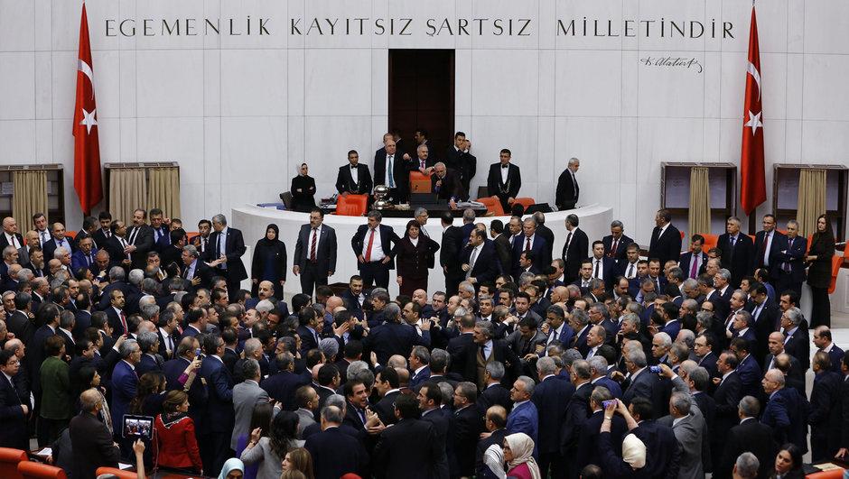 ak parti, anayasa değişiklik teklifi