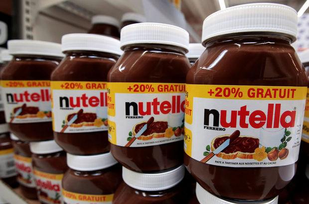 Raflardan kaldırılıyor! Nutella'daki kanser riski...
