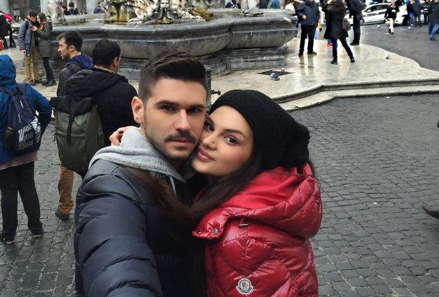 Tolgahan Sayışman, nikah tarihini Almeda Abazi'nin doğum tarihine aldı