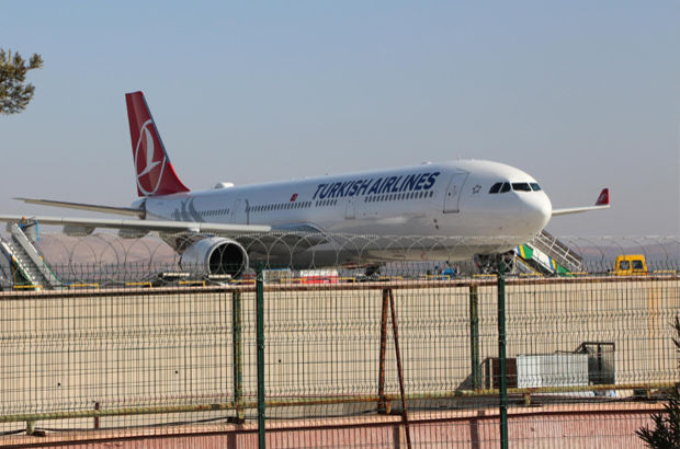 Türk Hava Yolları İstanbul-Kilimanjaro uçağı Karı koca kavga