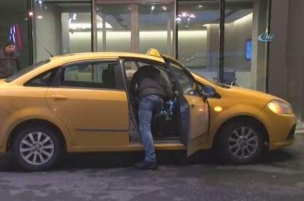 İstanbul'da taksiciye silahlı saldırı!