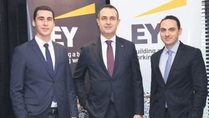 EY Türkiye'nin Finansman Başkanı'ndan önemli açıklamalar