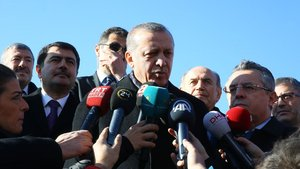 Erdoğan: Meclis çalışamaz hale getirilirse erken seçim düşünülebilir