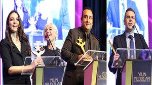 Yılın Yıldızları'ndan Ciner Medya'ya ödül yağmuru!