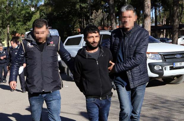 Adana Valiliği'ne bombalı saldırının planlayıcısı tutuklandı