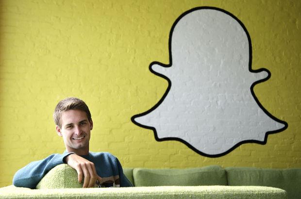 Snapchat'in tasarımı değişiyor!