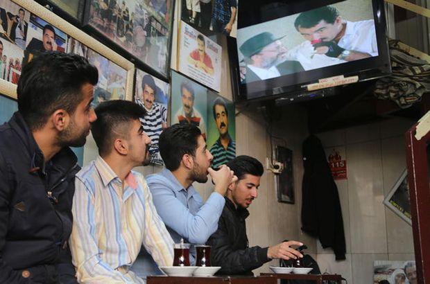 Irak'ta Tatlıses hayranlarını buluşturan çay ocağı