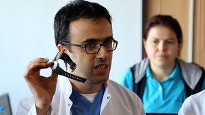 EKG testi 'kol saatinden' takip edilebilecek